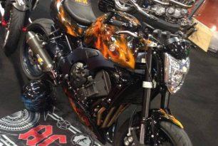 Airbrush und Lackierung für Dein Motorrad 7 airbrush
