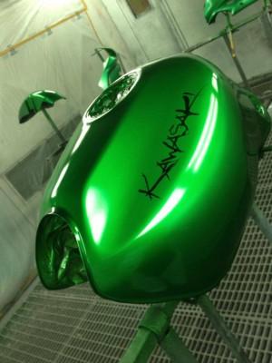 Kawasaki 1k Candylasur 9