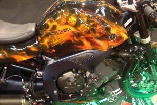 Airbrush und Lackierung für Dein Motorrad 8 airbrush