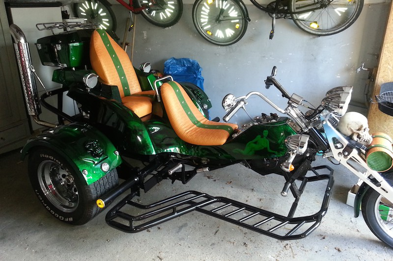 Trike Terhar 26