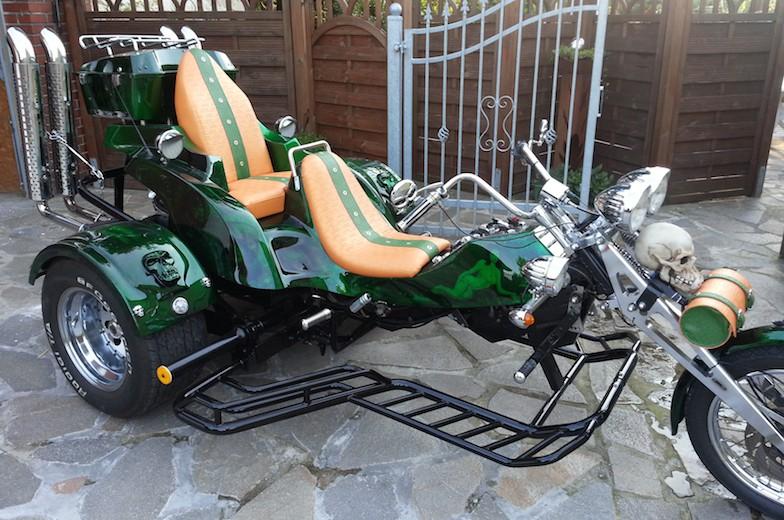 Trike Terhar 25