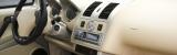 Lederlack und Effektlackierung im Fahrzeuginnenraum
