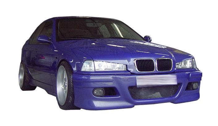 Perleffektlackierung Sonderlackierung BMW