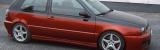 Sonderlackierung Tuninglackierung mit Effektlack von cosmic color auf VW Golf