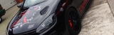 Airbrushlackierung auf Golf mit HGP Turbo Motor