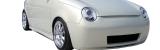 Sonderlackierung Tuninglackierung mit Effektlack von cosmic color auf VW Lupo