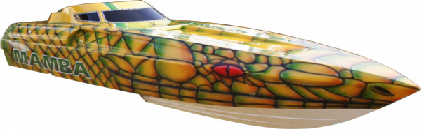 Mamba-speedboot-Modellbau-airbrush-lackierung-delbrück