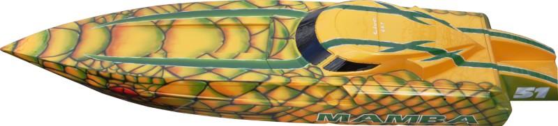Mamba-speedboot-Modellbau-airbrush-lackierung