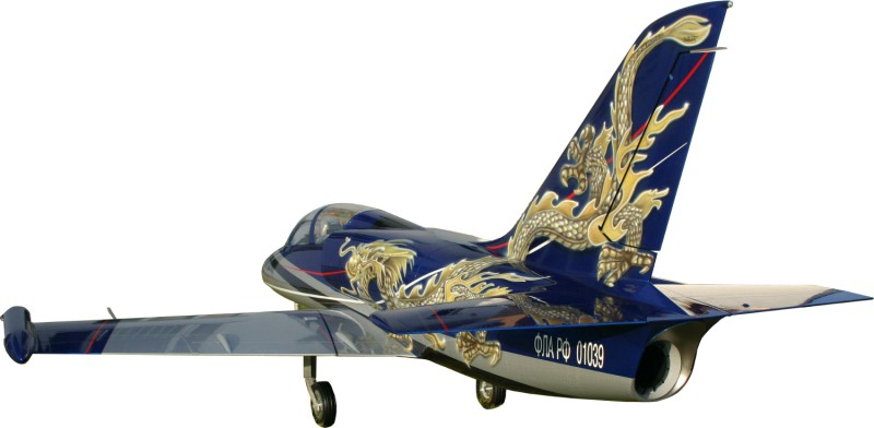 Modellflieger-Chinadrache-Airbrush-nassklarlack-lackmalerei
