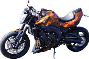 Airbrush und Lackierung für Dein Motorrad 5 airbrush