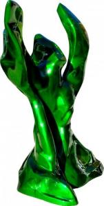 Skulptur-MR-Green-Kunstwerk von Daniel Schubert aus Delbrück bei Paderborn