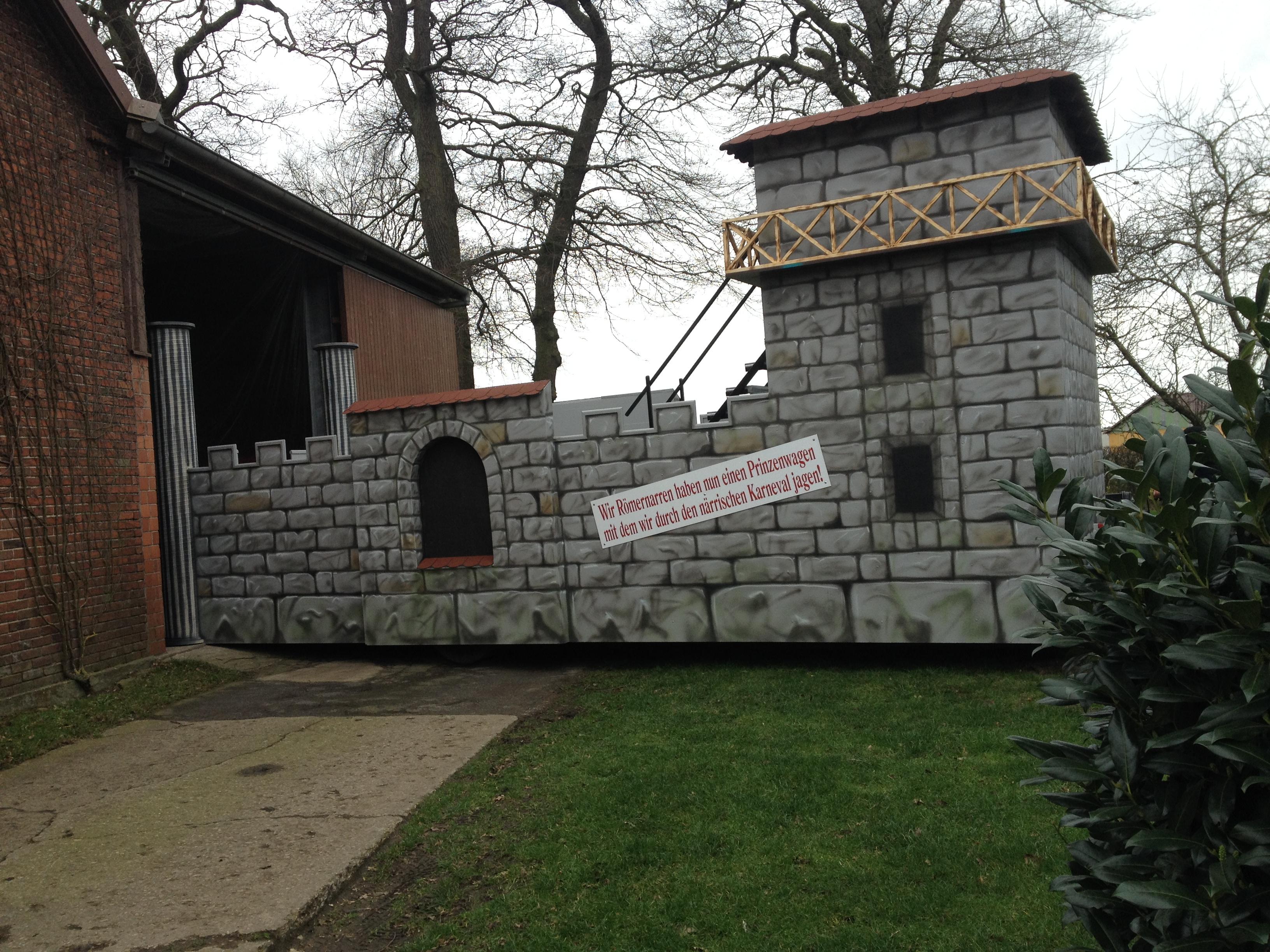 Burgmalerei-Karnevalverein-Anreppen-Delbrück