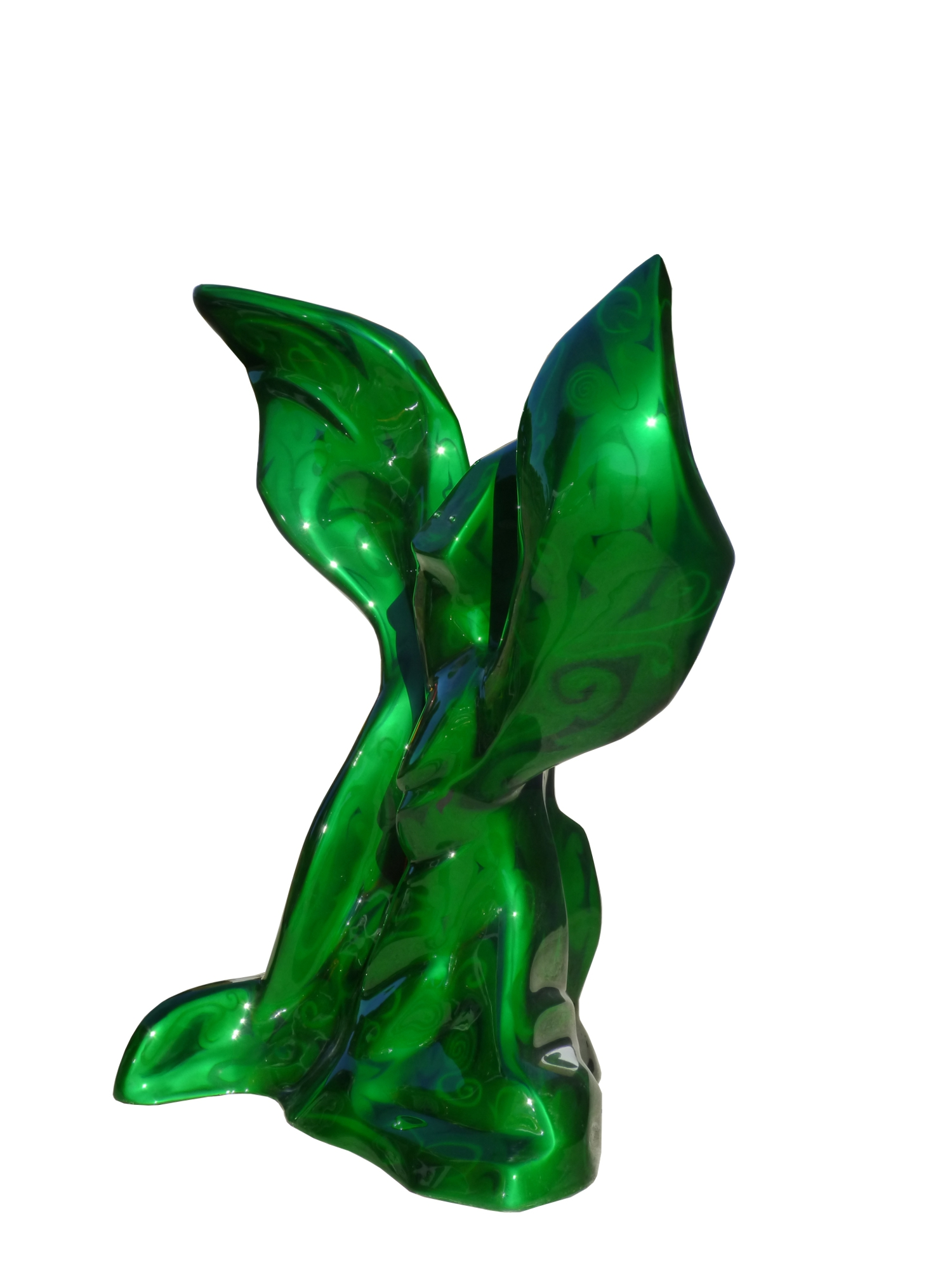 Skulptur Mr.Green 12