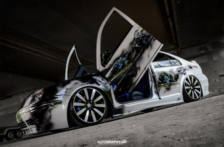 Airbrushlackierung-VW-Tuning-Effektlackierung